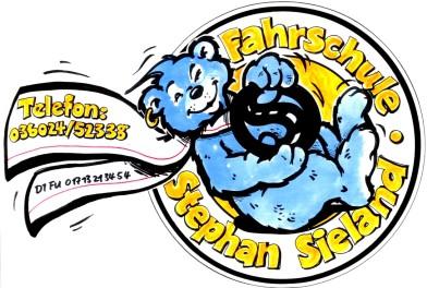Fahrschule Sieland Logo